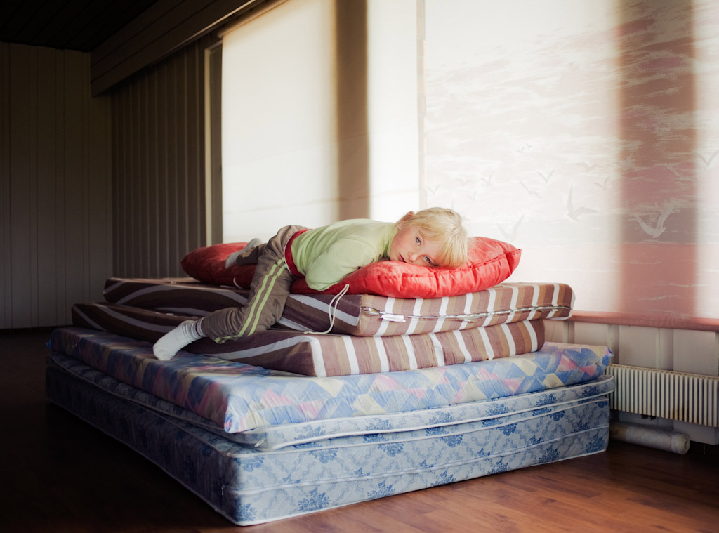 Untitled (mattresses)